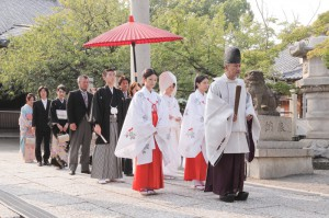 桑名宗社 結婚式